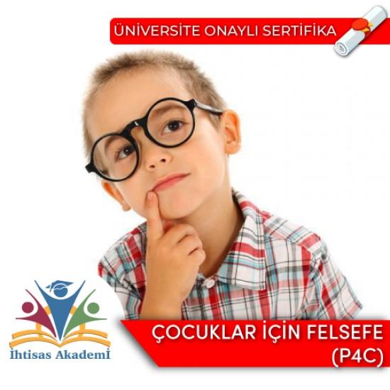 Çocuklar için Felsefe (P4C) Sertifika Programı