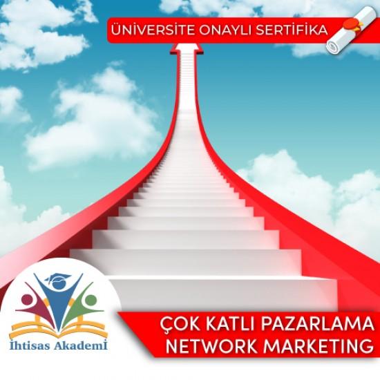 Çok Katlı Pazarlama(Network Marketing)