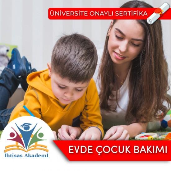 Profesyonel Evde Çocuk Bakımı Sertifika Programı [Kocaeli Üniversitesi]