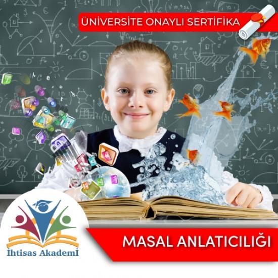 Hikaye ve Masal Anlatıcılığı Sertifika Programı