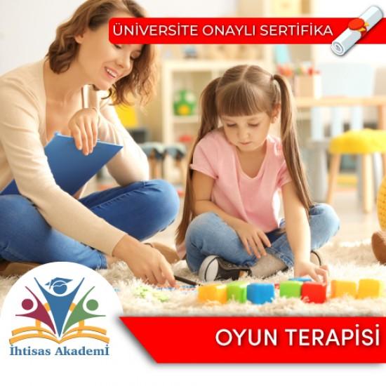 Oyun Terapisi Uygulayıcı Sertifika Programı