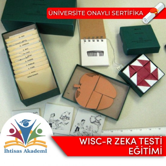 WISC-R Zeka Testi Uygulayıcı Sertifika Programı