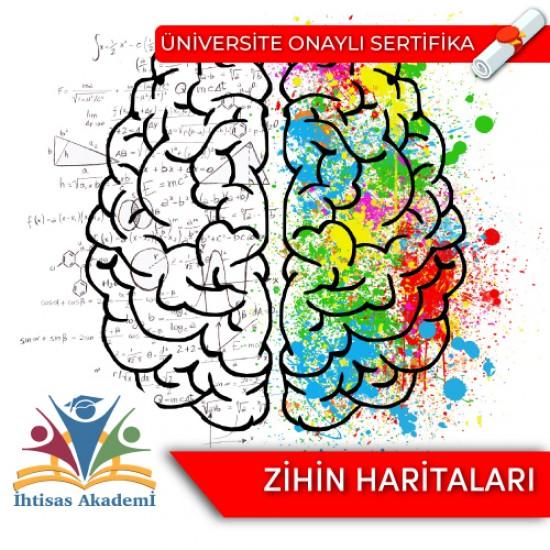 Zihin ve Akıl Haritaları Eğitmenliği Sertifika Programı