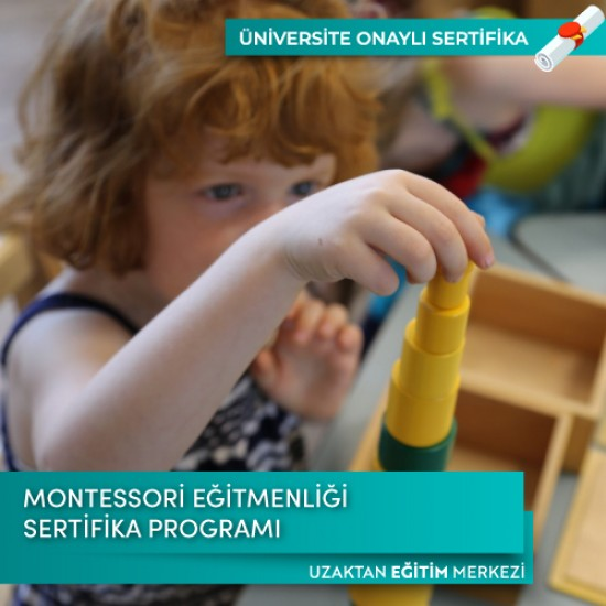 (Yaratıcı Drama & Montessori) Eğitmenliği Fırsat Paketi